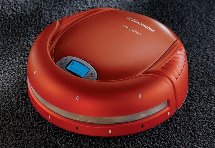 робот пылесос Трилобит от шведской компании Электролюкс