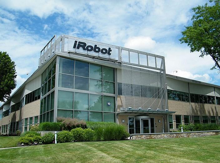 Робот пылесос irobot создают здесь