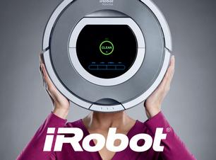 робот пылесос irobot красив и надёжен