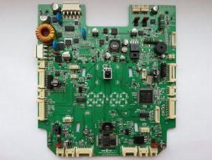робот пылесос iclebo arte имеет сложную электронику