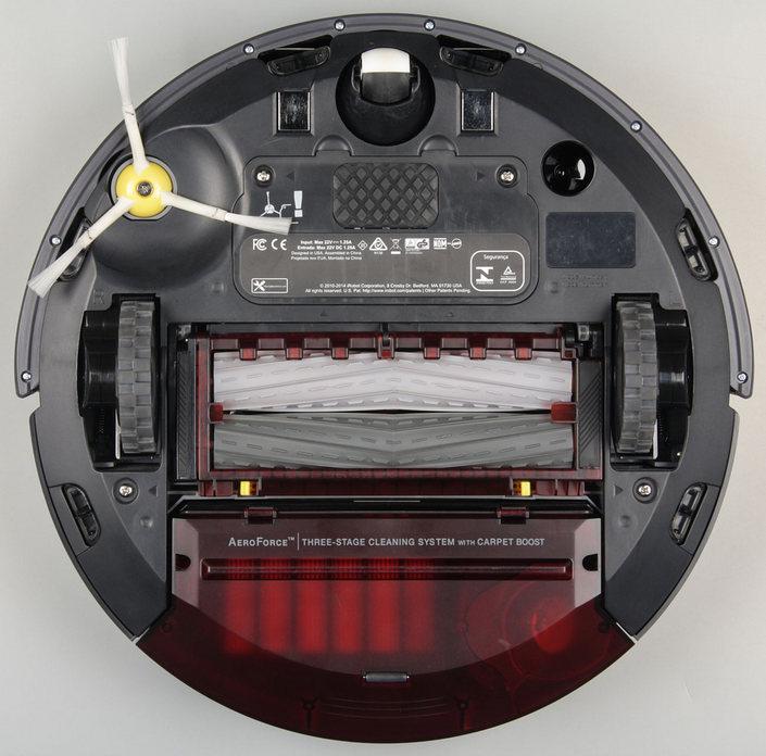 робот посмотреть пылесос видео как работает