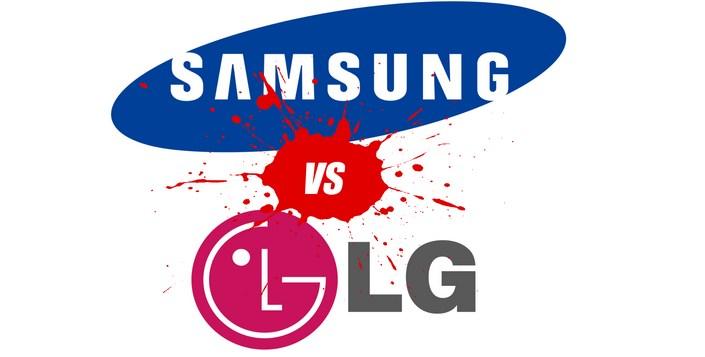 робот пылесос LG соперничает с маркой самсунг