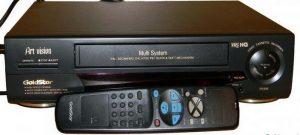 задолго до робота пылесоса LG производила видеомагнитофоны