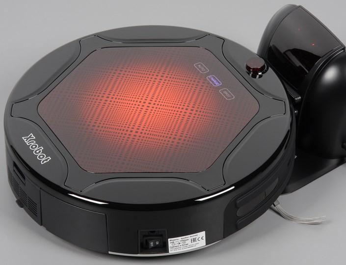робот пылесос xrobot фото с базой
